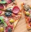 Die beste Pizza